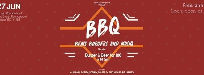 BurgerBeerMusiQ
