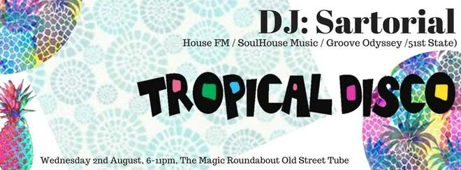 Tropical Disco - FREE