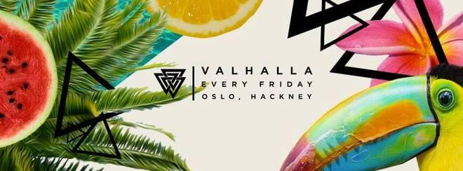 Valhalla | Strictly Party Music ft Patrick Nazemi