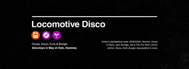 Locomotive Disco - Kry Wolf
