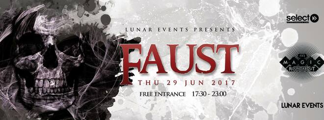 FAUST - Shoreditch Rooftop Party