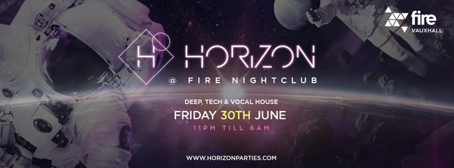 Horizon feat Carnao Beats / Lance Morgan / DJ Pioneer / Shenin Amara & AR