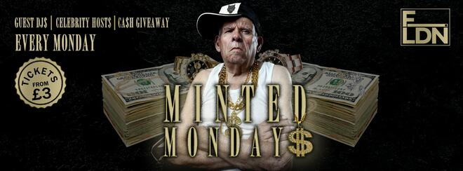 Minted Monday's // Cash Giveaway // Every Monday