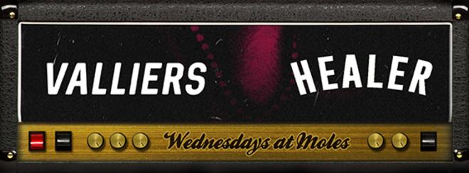 Discord presents: VALLIERS + HEALER (Co-Headline Tour) / 14+