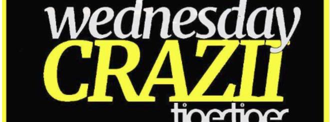 Tiger Wednesdays #InternationalNight