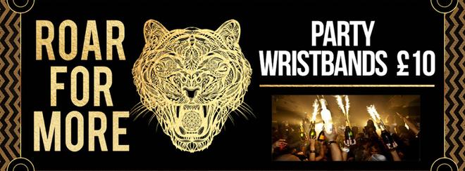 VIP Wrist Bands Friday!