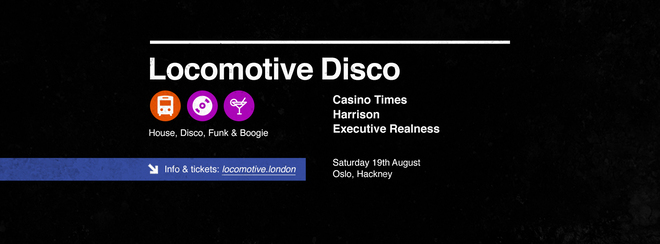 Locomotive Disco - Casino Times