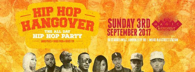 The Hip Hop Hangover