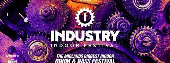 Industry Indoor DNB Festival Sat 4th Nov Starworks Warehouse