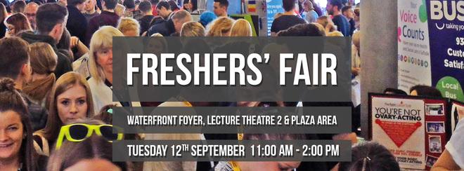 Freshers' Fair 2017
