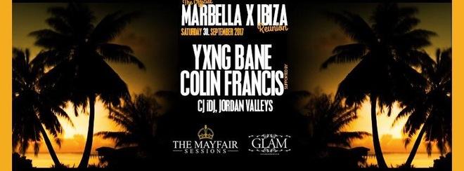 Mayfair Sessions presents: Yxng Bane & Colin Francis