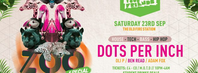 WAYF CLUB: Freshers Zoo Project