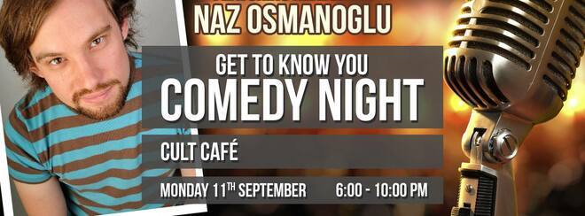 Get to know you Comedy Night