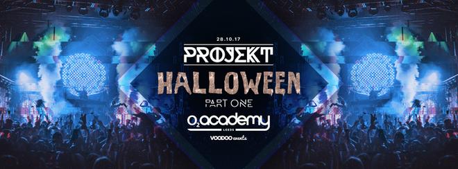 PROJEKT - Halloween Part 1