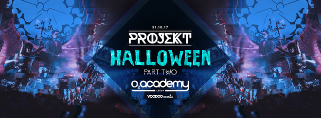 Projekt Halloween Part 2