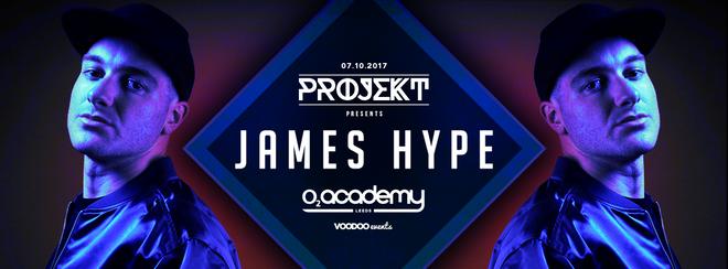 PROJEKT - Present James Hype