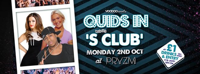 Quids In Presents S-Club