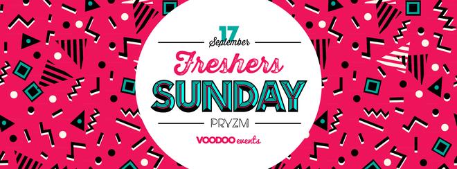 Freshers Sunday @ PRYZM