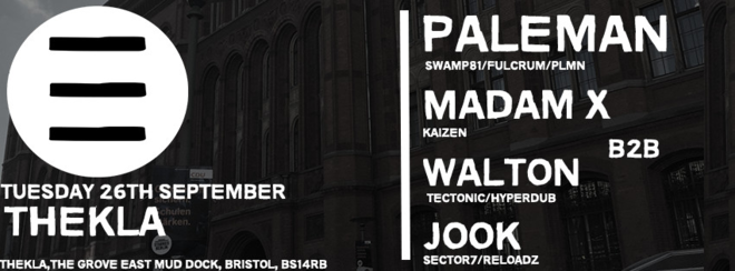 ESO Launch Party W/ Paleman / Madam X b2b Walton / Jook