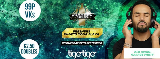 Cardiff Freshers What's Your Flavour?