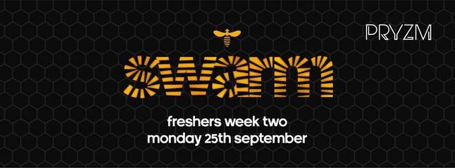 Swarm Monday