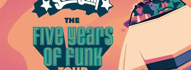 SoulJam - Five Years of Funk Tour - Bristol