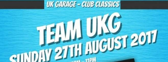 Free Roof Top Party! Team UKG Birthday Special (House & Garage)