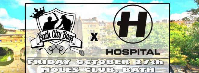 Bath City Bass x Hospital Records