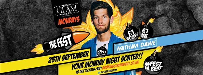 The Fest presents: Nathan Dawe