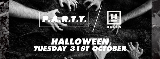 Halloween P.A.R.T.Y. | Hidden MCR