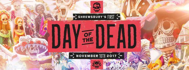 Day of the Dead – Shrewsbury
