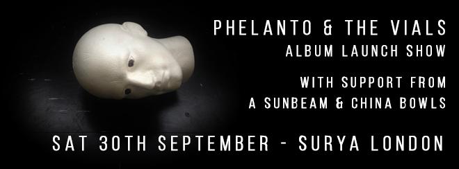 Phelanto & The Vials