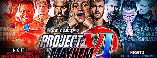 Fight Club Pro: Project Mayhem