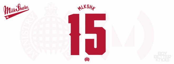 The Milkshake, Ministry of Sound 15th Birthday