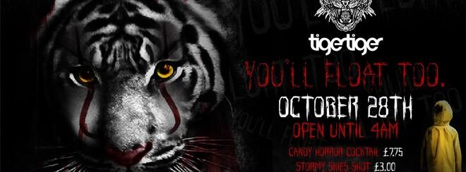 Tiger Tiger Halloween Special