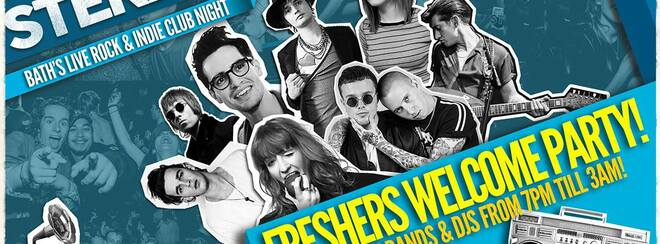STEREO - Freshers Welcome Party!