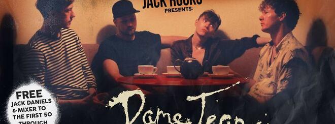 Jack Rocks Moles presents: DAME JEAN
