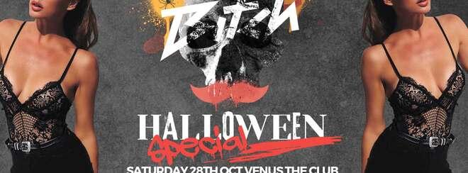 Bitch Halloween Special