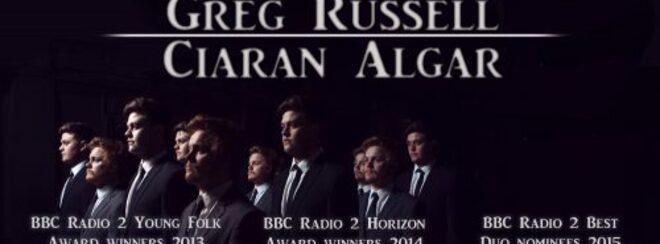 Greg Russell and Ciaran Algar Band