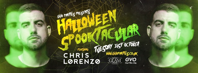 GVO Parties presents: Halloween Bass Rave