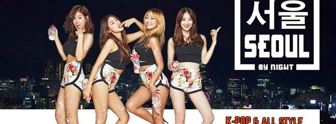 Seoul By Night : K-Pop to Open Format