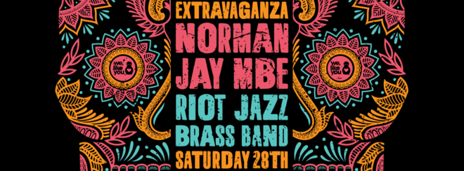 Halloween with Norman Jay & Co - Brixton Jamm