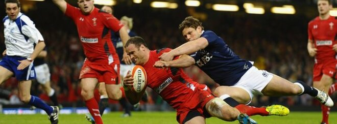 Wales V Scotland After Party