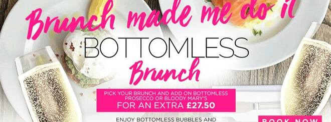 Brunch Made Me Do It: Bottomless Brunch