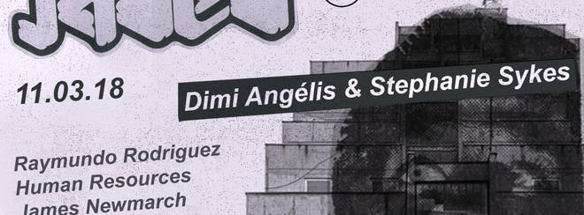 Jaded with Dimi Angélis & Stephanie Sykes