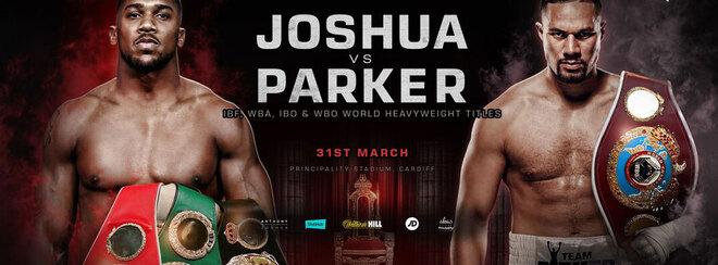 Joshua v Parker After Party