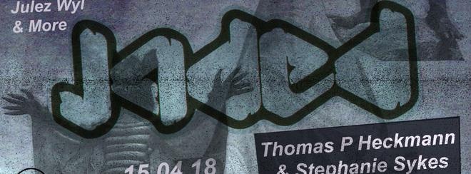 Jaded with Thomas P Heckmann