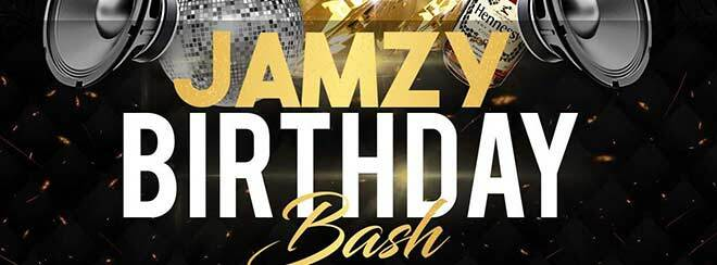 Jamzy Birthday Bash