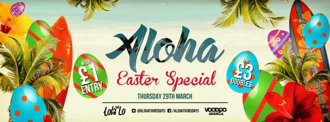 Aloha Easter Special