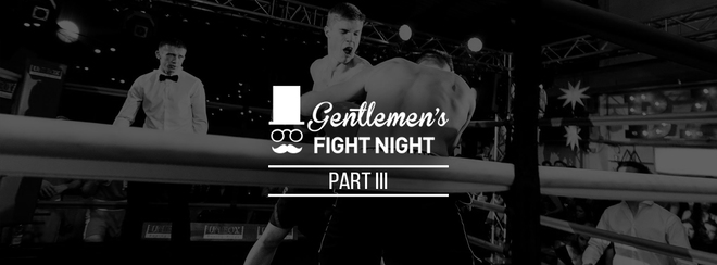 Gentlemen's Fight Night 2018